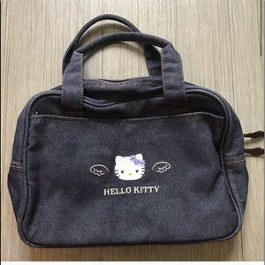 HELLO KITTY ANGEL JEAN BAG